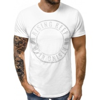Pánske tričko Breezy B/26 biele M
