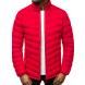 Pánska zimná bunda JS/71 červená L