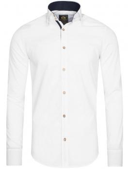 Pánska košeľa SD16 - biela M