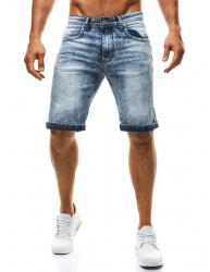 Pánske krátke jeansy BL39 - veľkosť 34