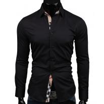 Pánska košeľa SD6 - čierna XL