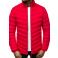 Pánska zimná bunda JS/71 červená