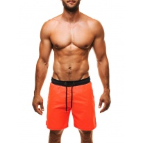Pánske plavky AT76 - oranžové