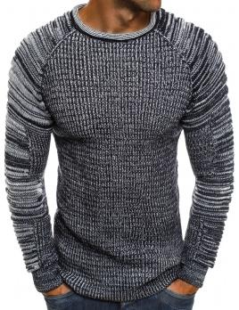 Pánsky sveter MD35 - tmavomodrý M