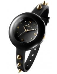 Dámske hodinky OPS! STUDS WATCHES - čierne