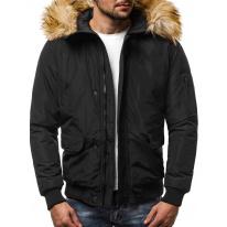 Pánska zimná bunda JS19 čierna