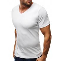 Pánske tričko ST01 - biele XL