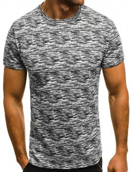 Pánske tričko JS75 - biele L