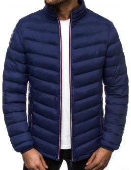 Pánska zimná bunda JS/71 tmavomodrá XXL