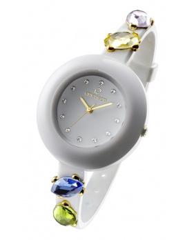 Dámske hodinky OPS! STONE - biele