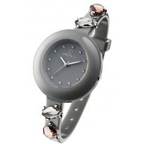 Dámske hodinky OPS! STONE - šedé
