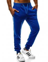Pánske tepláky J.Style W01 modré XXL