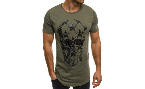 Štýlové tričká pre pánov