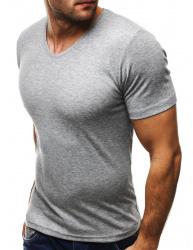 Pánske tričko ST01 - šedé XL