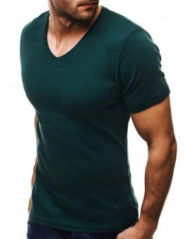 Pánske tričko ST01 - zelené XL